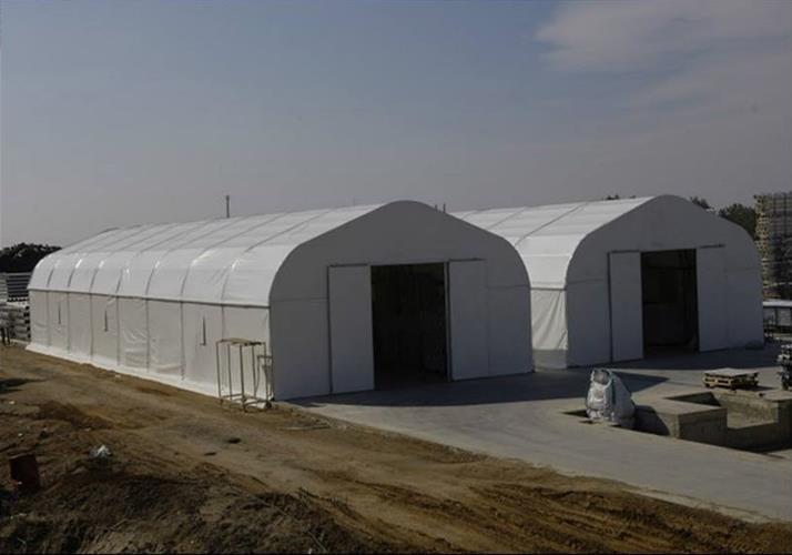 çadır depo sistemleri