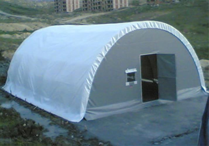 Şantiye Depo Hangar Çadırı