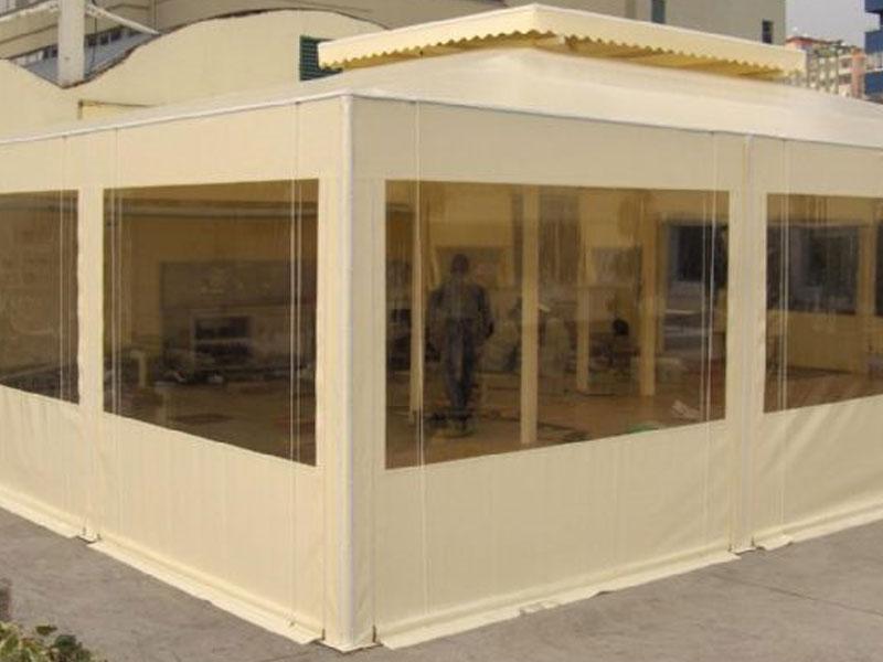 Şeffaf Tente Branda Fiyatları m2 30 TL