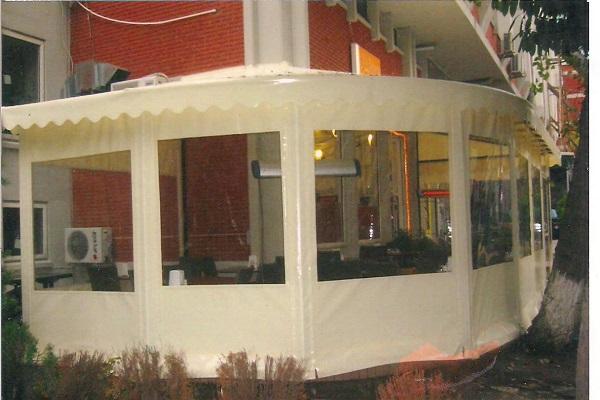 fermuarlı şeffaf balkon branda fiyatları