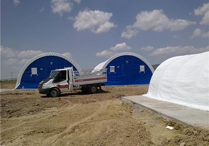 Depo Çadırı